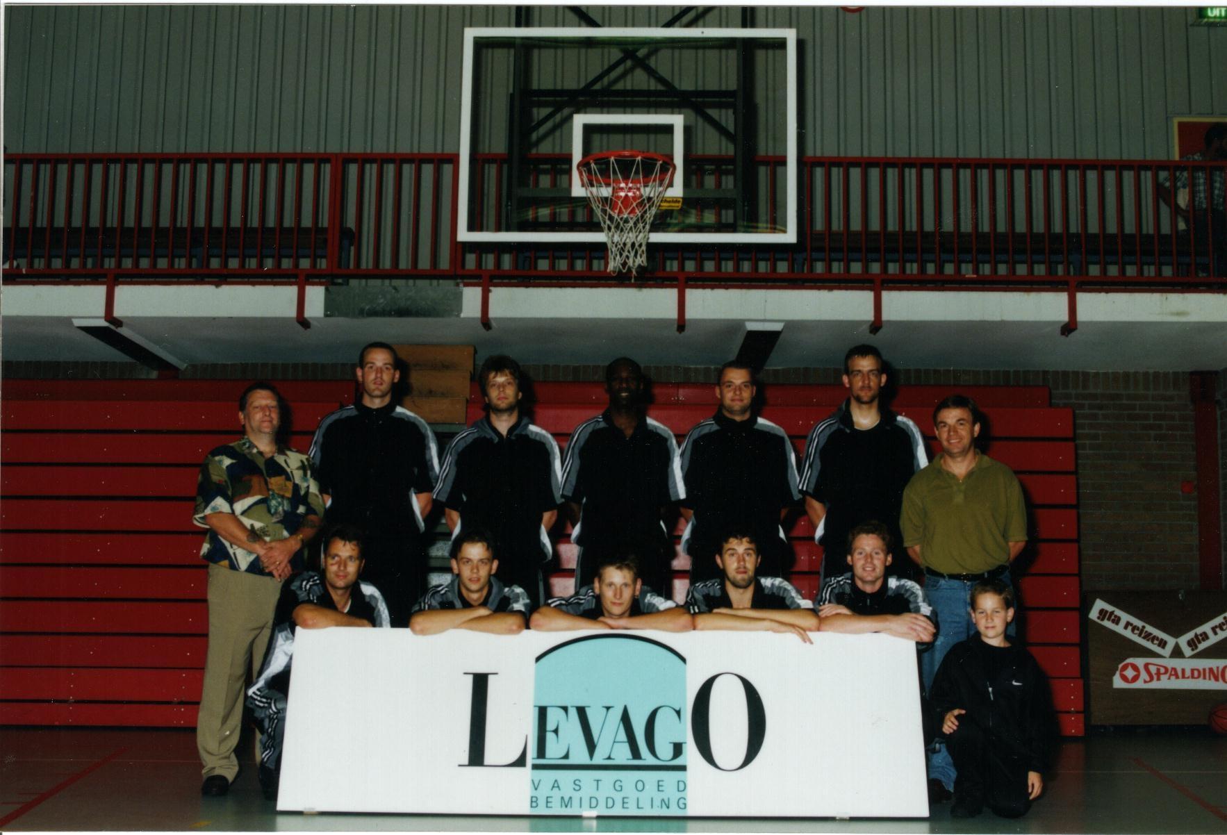 Seizoen 1996-1997