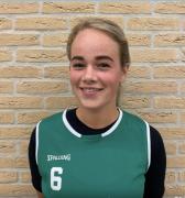 Erica Romkes geselecteerd voor het Nederlands Team VU18